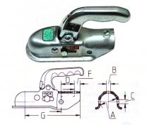 Knott Kogelkoppeling K20-B